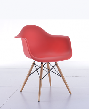 Chaise_Eames_Rouge